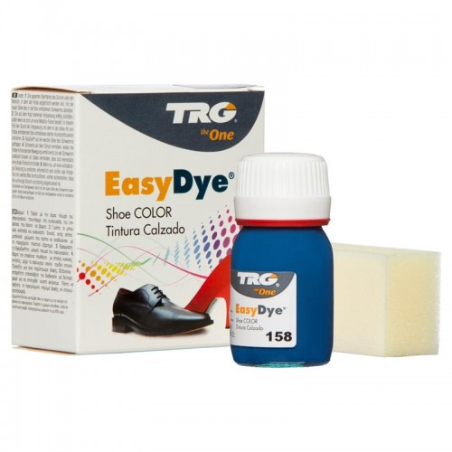 """Air Blue Leather Dye Kit with Preparer by TRG """"the One"""""""