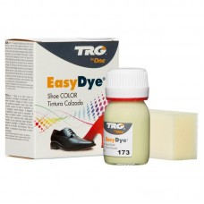 Pale Green Easy Leather Dye Kit including Preparer by TRG the One
