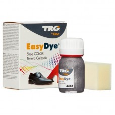 Brill Silver Easy Leather Dye Kit including Preparer by TRG the One