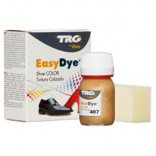 Brilliant Gold Easy Leather Dye Kit including Preparer by TRG the One