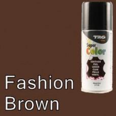 TRG Fashion Brown Vinyl Dye Plastic Paint Aerosol 150ml