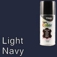 TRG Light Navy Vinyl Dye Plastic Paint Aerosol 150ml