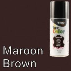 TRG Maroon Brown (Like Prune) Vinyl Dye Plastic Paint Aerosol 150ml
