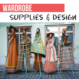 Vinyl Dye Products for Wardrobe Departments for Theatre, TV and Film