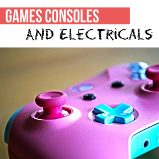 Vinyl Dye Products and Examples for Games Consoles and Electrical Items