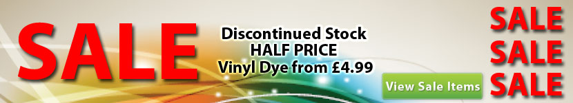 Up to half price sale on many items. Click to view sale items